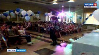 Хрюша и Степашка приехали в областную детскую больницу