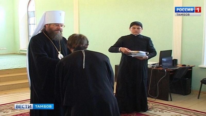 В Тамбовских селах будет больше священнослужителей
