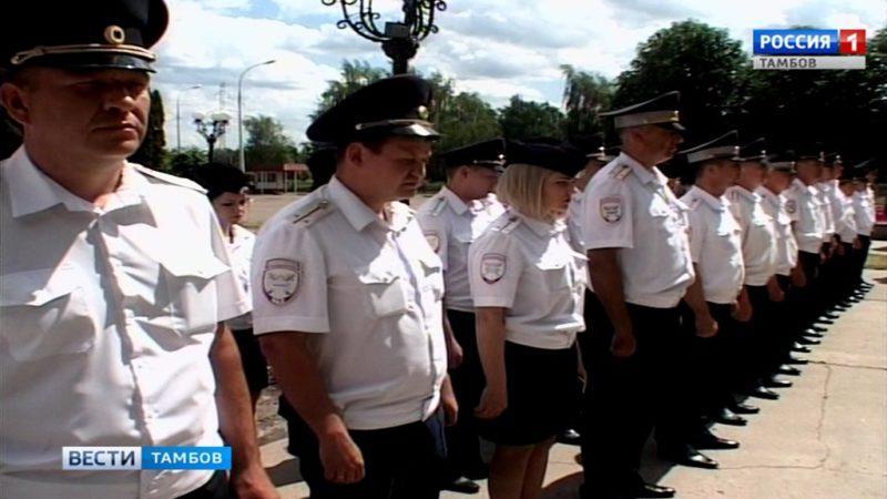 82 года на страже дорог – сотрудники ГИБДД отмечают профессиональный праздник