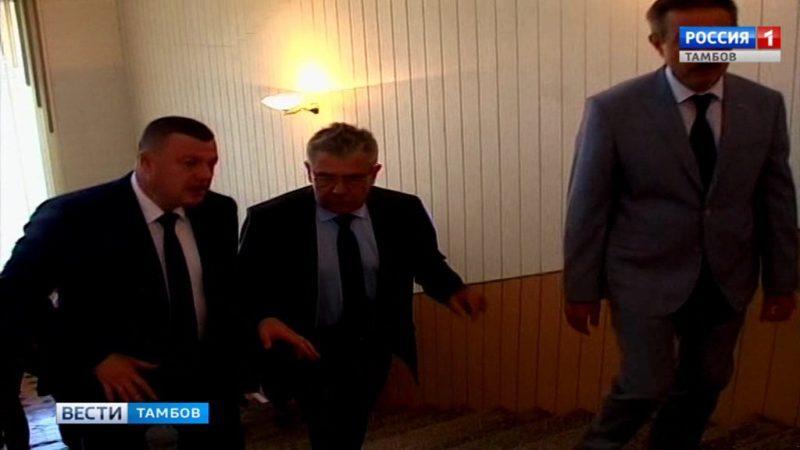 Президент Российской академии наук высоко оценил научный и образовательный потенциал Тамбовской области