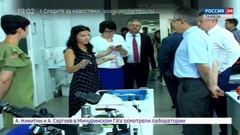 В сфере развития АПК Тамбовская область может стать примером для всей страны