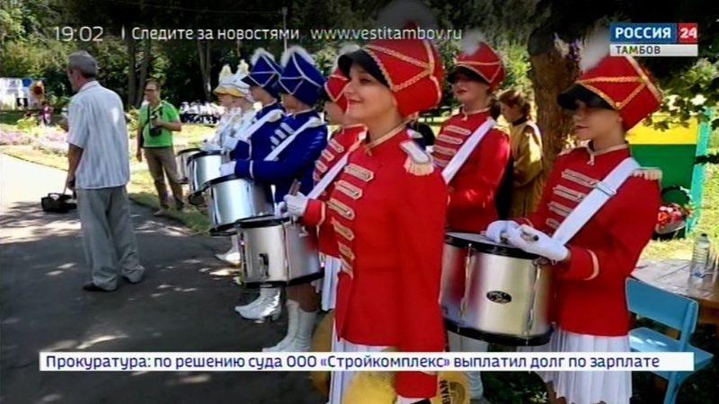 Памятник Воейкову открыли в Уваровском районе