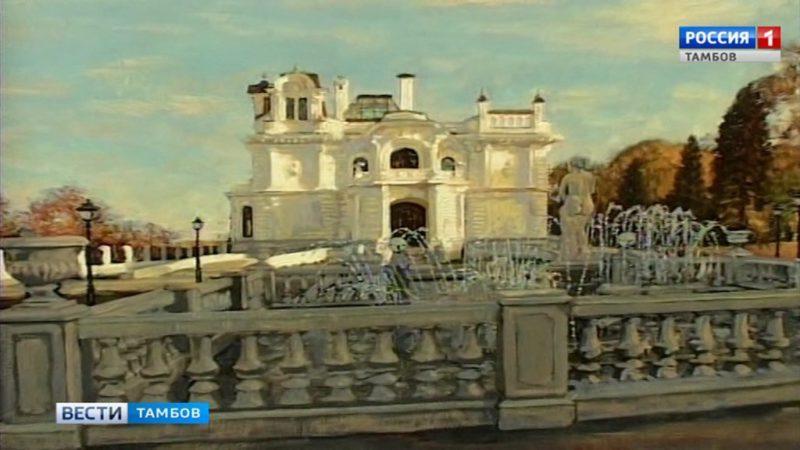 На выставке в Доме художников посетителям предлагают «примерить» картины к домашнему интерьеру