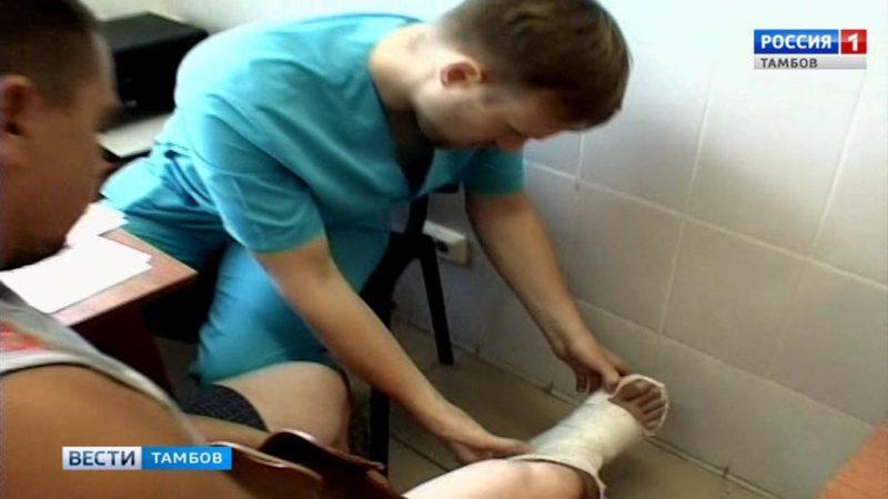 Циркулярка и перчатка - обновление в списке летних травм