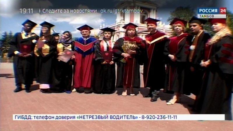Больше половины магистрантов ТГТУ получили красные дипломы