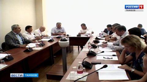 В Тамбове обсудили бюджет на 2018 год