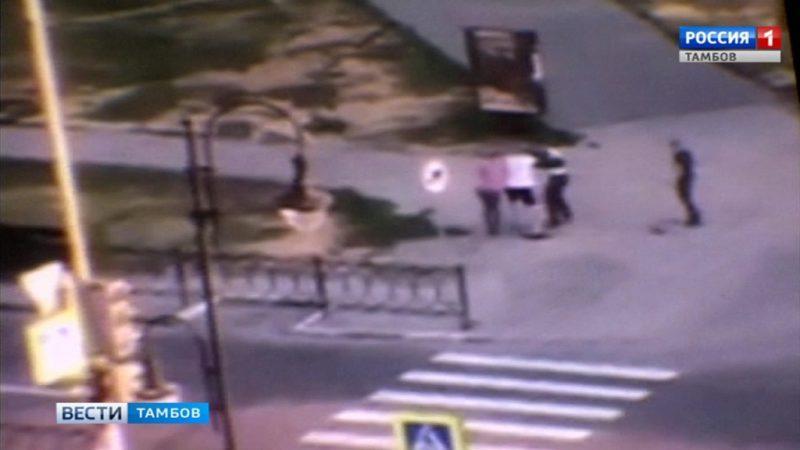 В Тамбове зарегистрировали 2 случая сопротивления сотрудникам полиции