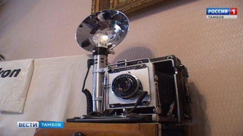Историю советских фотовспышек тамбовчанин рассказал на страницах книги