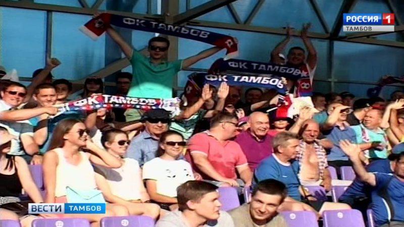 Вторая победа на пути к цели: «Академия футбола-Тамбов» рассчитывает выйти во всероссийский этап Первенства
