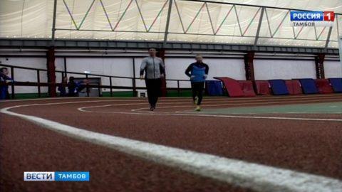 Тамбовский полицейский установил новый рекорд области в беге