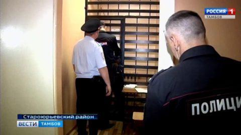 Быка за рога: в Староюрьеве задержан подозревамый в краже крупного рогатого скота