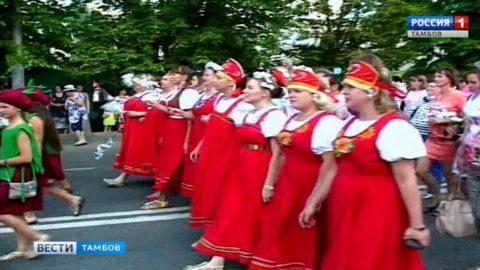 Тамбовскую область назвали передовой в организации событийного туризма
