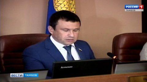 Депутаты Тамбовской городской Думы утвердили «порубочный листок»