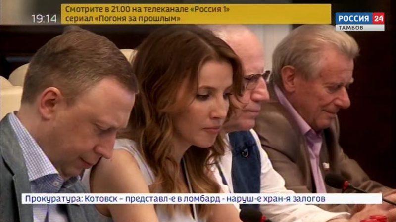 Специальный корреспондент ГТРК-Тамбов стал номинантом Всероссийского конкурса телевизионных фильмов и программ «Мир права