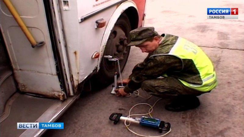 Неисправен почти каждый четвёртый: автоинспекторы проверили пассажирские автобусы