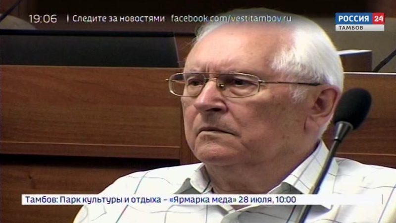 В Тамбове планируют установить еще два памятника советским военачальникам