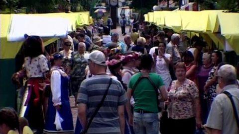 Около 40 сортов меда можно продегустировать на традиционной ярмарке в Тамбове