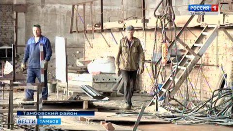 Похитители металла с базы в Строителе попали в засаду