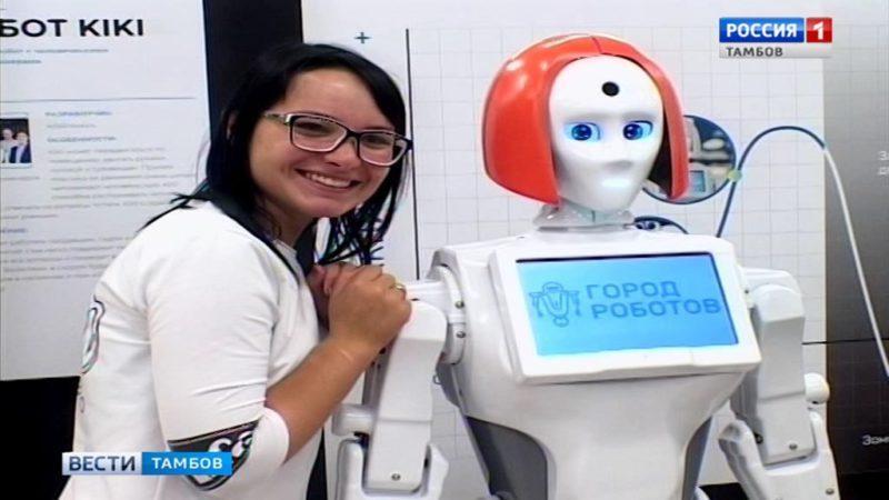 Роботы уедут, впечатления останутся: уникальная выставка скоро завершит работу