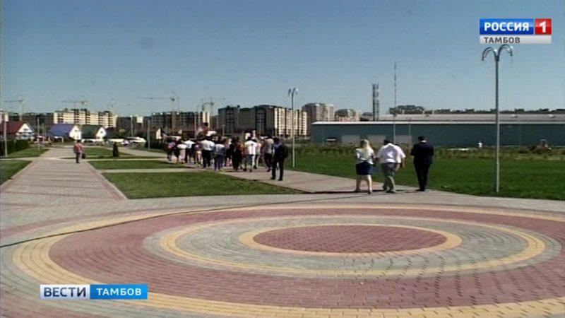 Олимпийский парк отметил первую годовщину