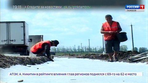 Строительство дороги в Сабуро-Покровском продолжит тот же подрядчик