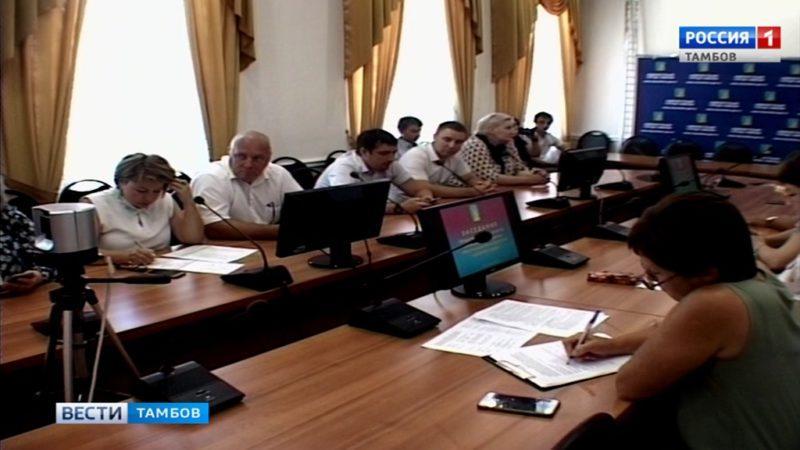 Реконструкцию сквера Льва Толстого завершат в следующем году
