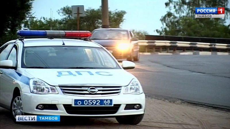 За два летних месяца по вине пьяных водителей в регионе произошло 36 ДТП