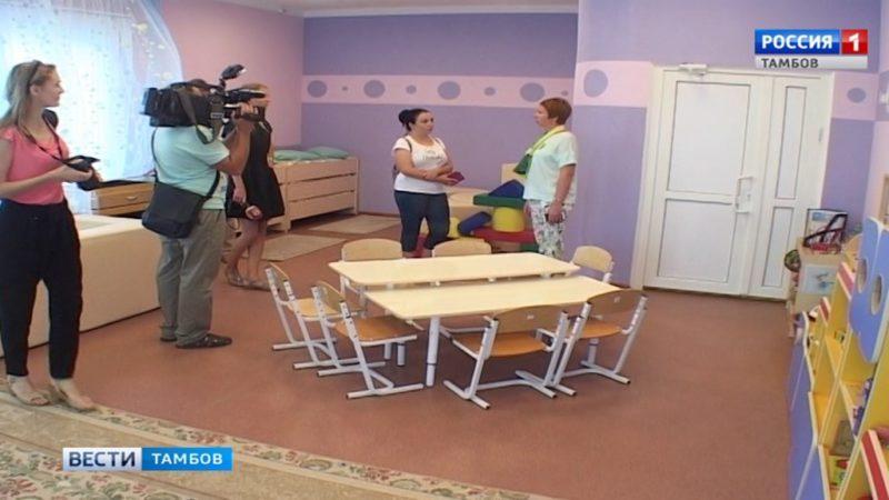 В Тамбове начали проверку детских садов