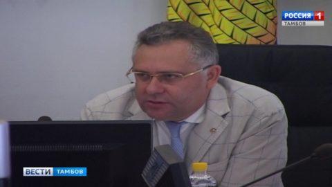 Сергей Чеботарёв считает инициативу переустройства  в сквере Петрова противоречащей архитектурным канонам