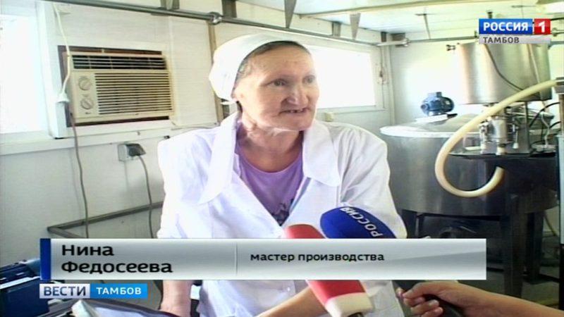 Нина Федосеева, мастер производства