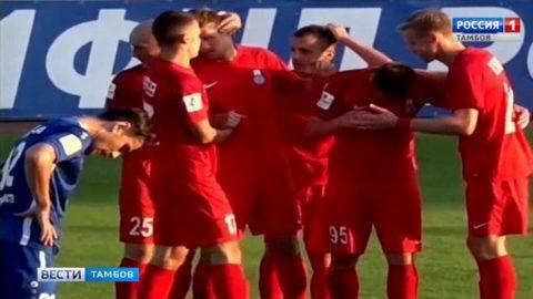 Родные стены не помогают: очередная неудача ФК «Тамбов» на домашнем поле