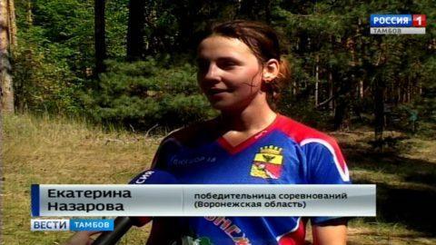 В гости к Тамбовскому волку» приехали 200 спортсменов со всей страны