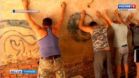 Полицейские перекрыли два канала поставки контрафактного алкоголя в Тамбовскую область