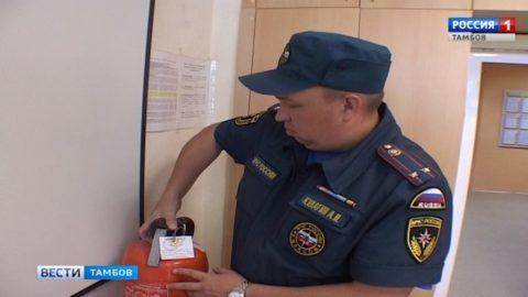 Проверку на безопасность прошли все школы Тамбовской области