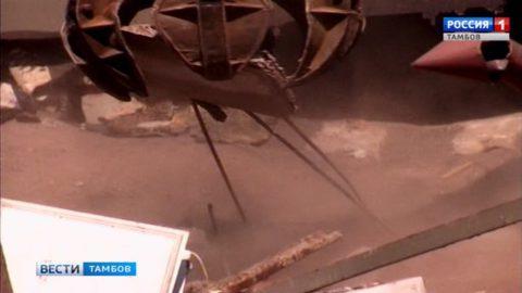 Подробности с места ЧП в гаражном массиве в Котовске