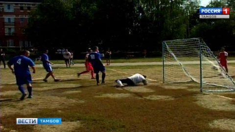 Финальный матч по мини-футболу среди сотрудников правоохранительных органов сыгран