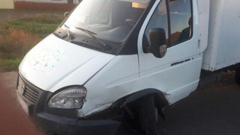 В Рассказовском районе произошло ДТП с участием двух машин и автобуса