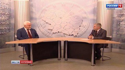 Интервью: Евгений Матушкин
