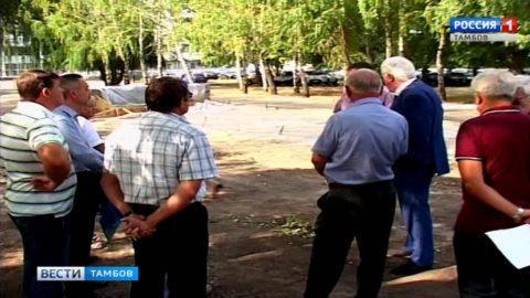 Евгений Матушкин: у меня нет сомнений, что в Тамбове мы откроем хороший памятник и в срок