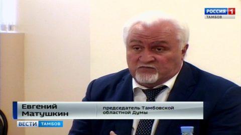 Евгений Матушкин ответил на вопросы студентов медицинского колледжа