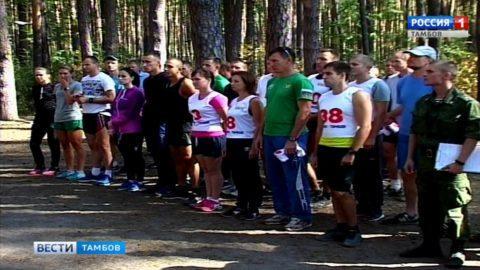 «Динамовцы» проводят соревнования по легкоатлетическому кроссу