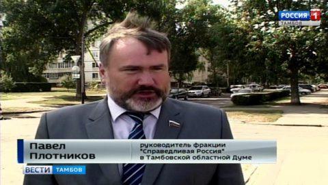 Павел Плотников: проект строительства моста через канал Цны нуждается в обсуждении