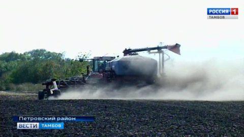 Небывалая засуха осложняет сев озимой пшеницы