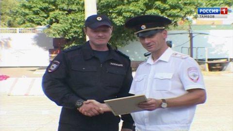 Патрульно-постовой службе полиции исполнилось 95 лет