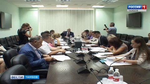 Тамбовские парламентарии планируют укрепить сотрудничество с Севастополем