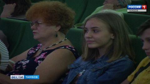 В Тамбове открыли фестиваль «Свет лучезарного ангела»