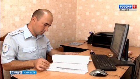 Кирсановские полицейские раскрыли серию краж