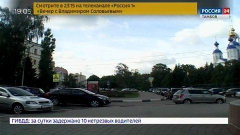 Передачу сквера у Зои и части Набережной Казанскому мужскому монастырю исключили из проекта генплана Тамбова