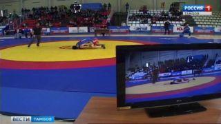 Сильнейшие борцы планеты на «Артюхинском» турнире в Тамбове