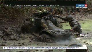 Тамбовское бездорожье оценили участники финала Чемпионата России по трофи-рейдам